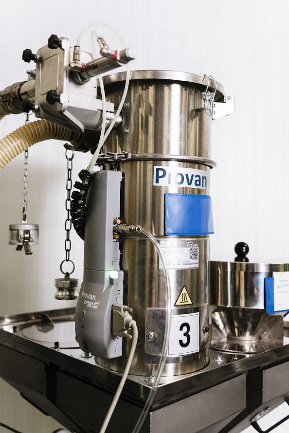 Gravimetric blender - Polymermedics