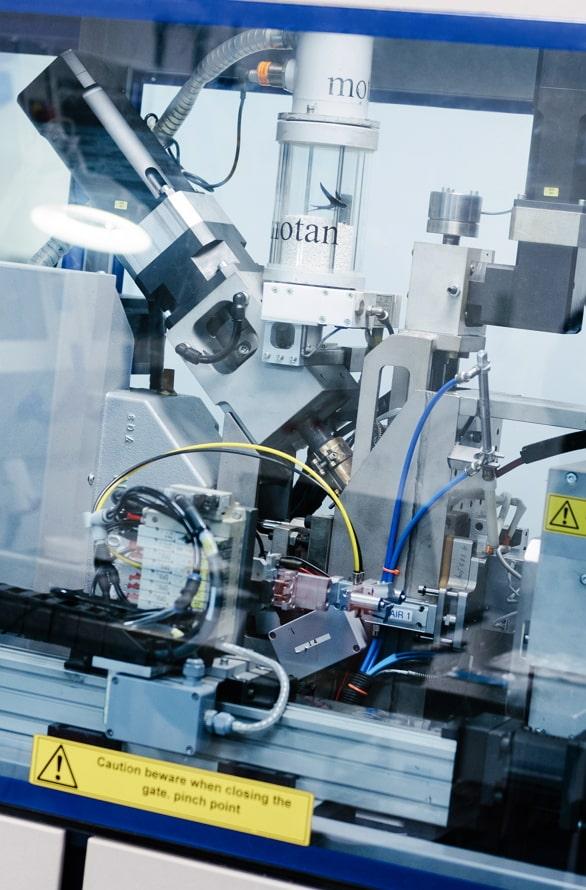 Micromoulding - Polymermedics