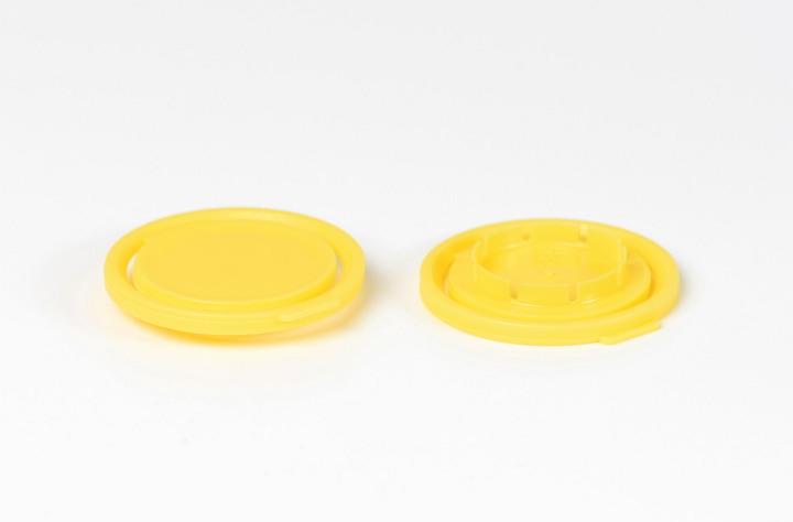 Single Use Tamper Evident Seal, Medical Moulding
