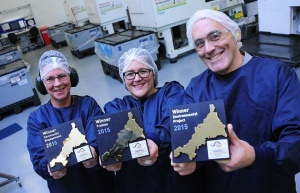 Awards for Polymermedics