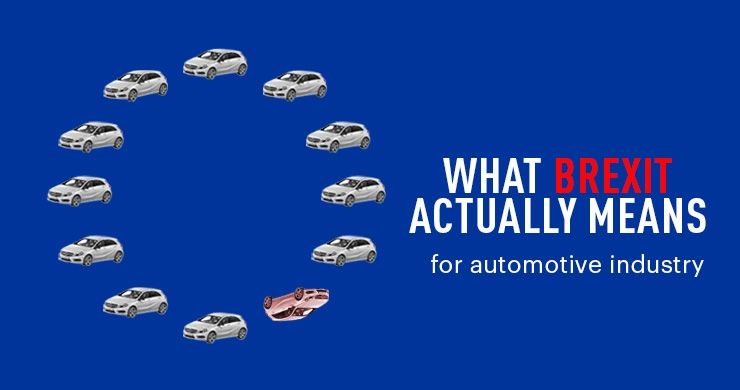 Brexit Automotive Industry